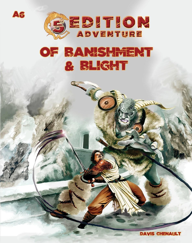 5th Edition A6 Of Banishment & Blight Print & Digital