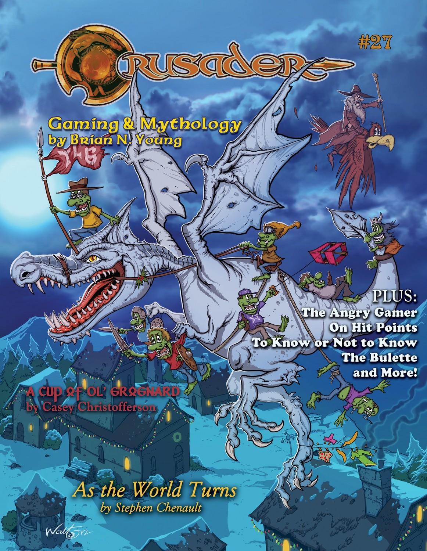 Crusader Journal #27 D