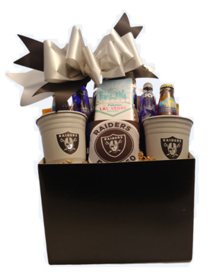 LV: Raiders Gift Basket