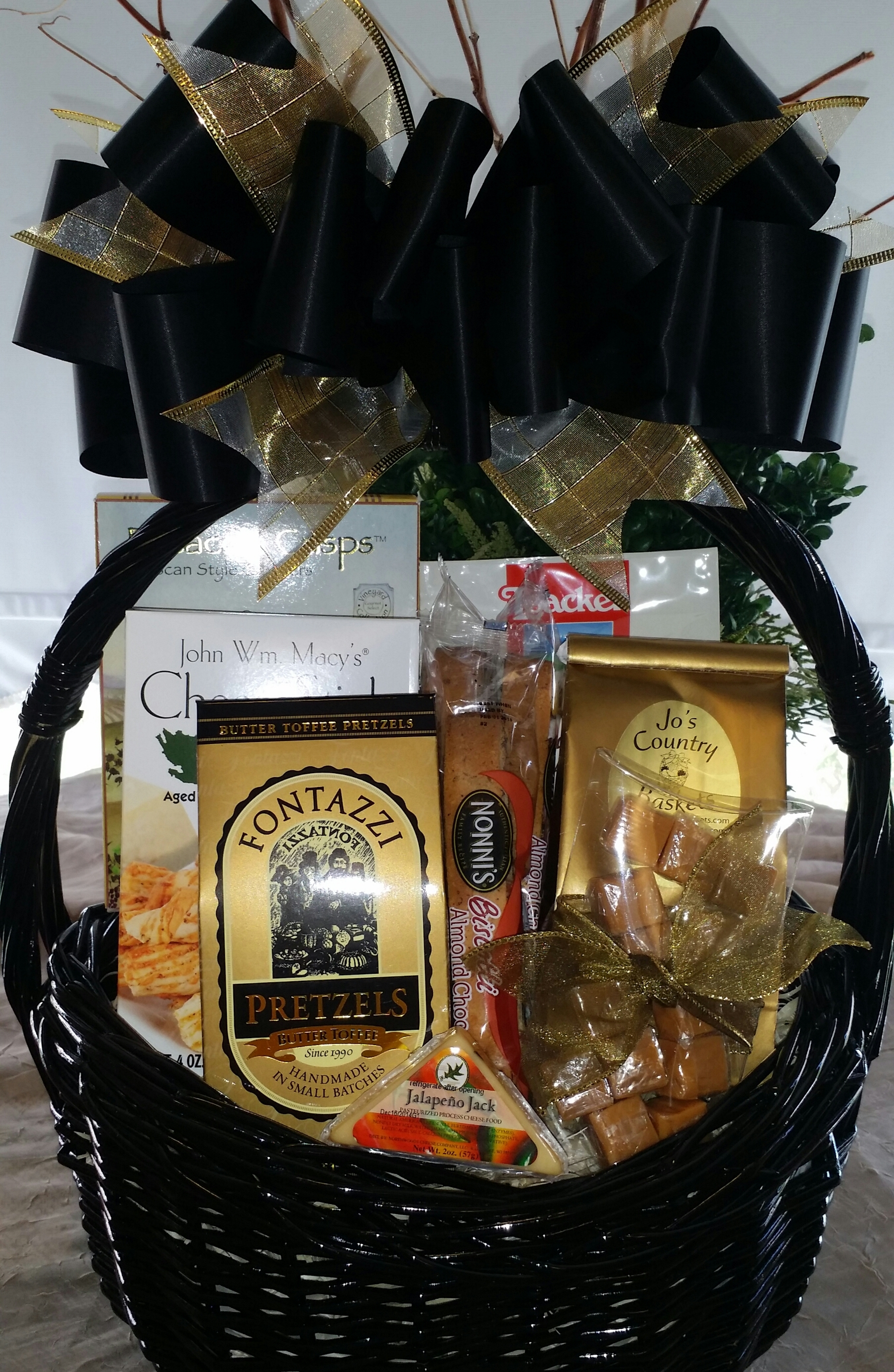 Just Gourmet Gift Basket CO-0008