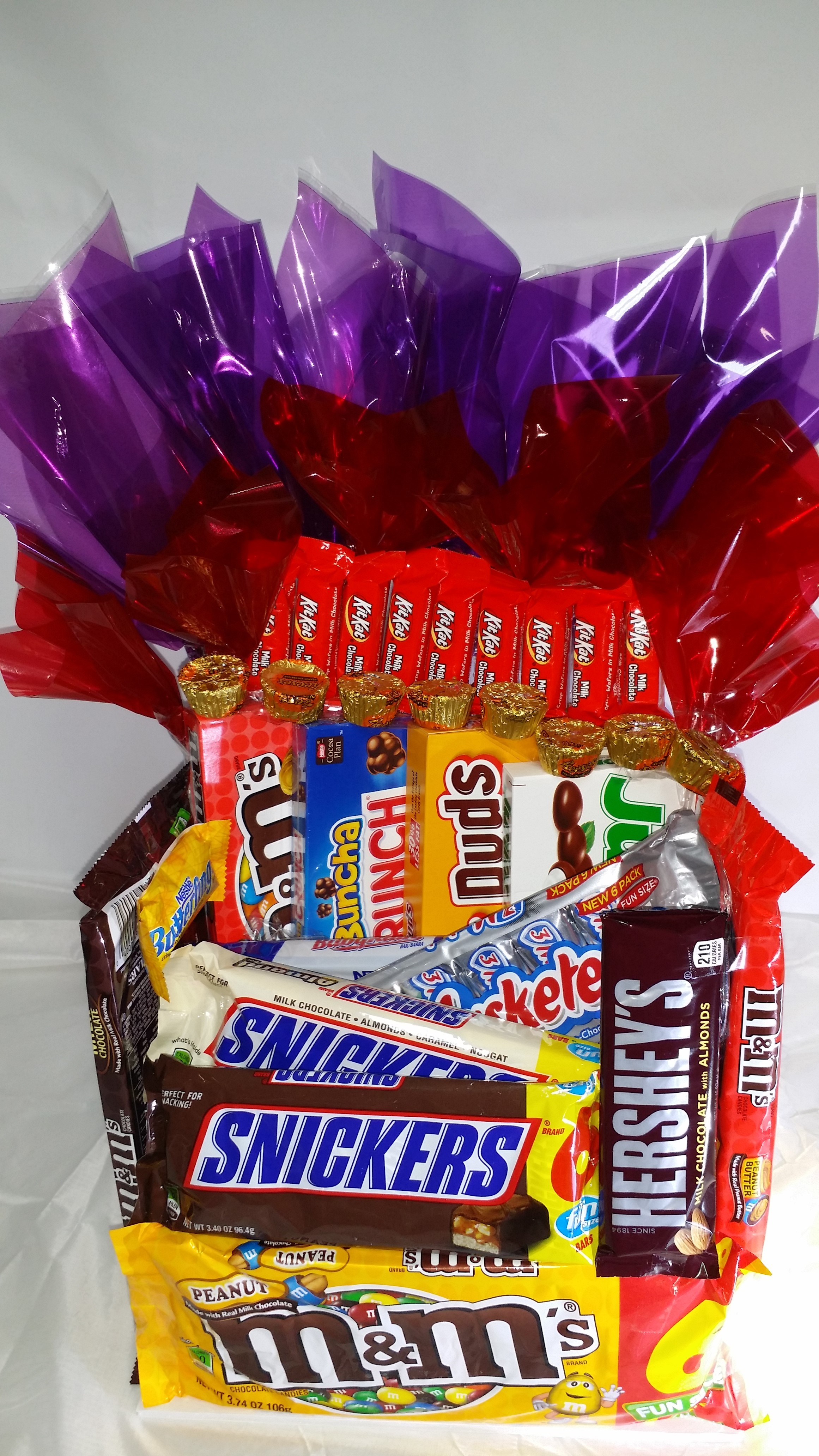 Deluxe Candy Bouquet CB-0001