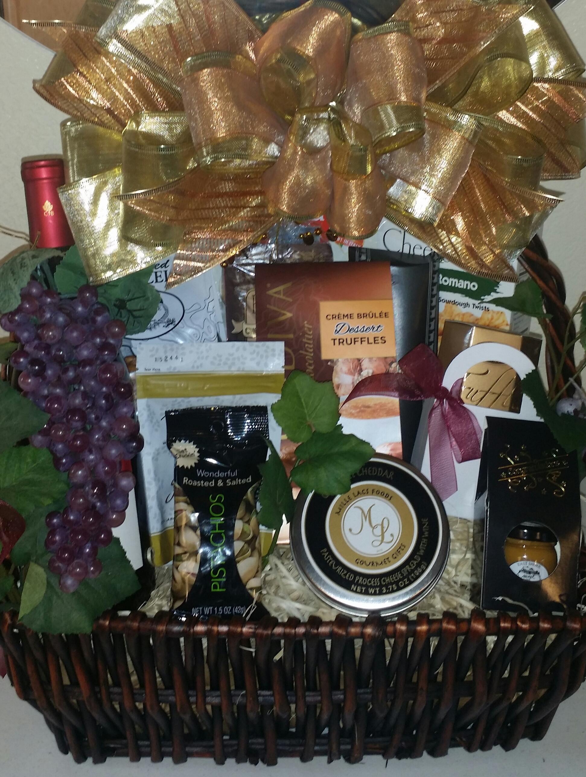 Corporate Gourmet Basket - Large CO-0025