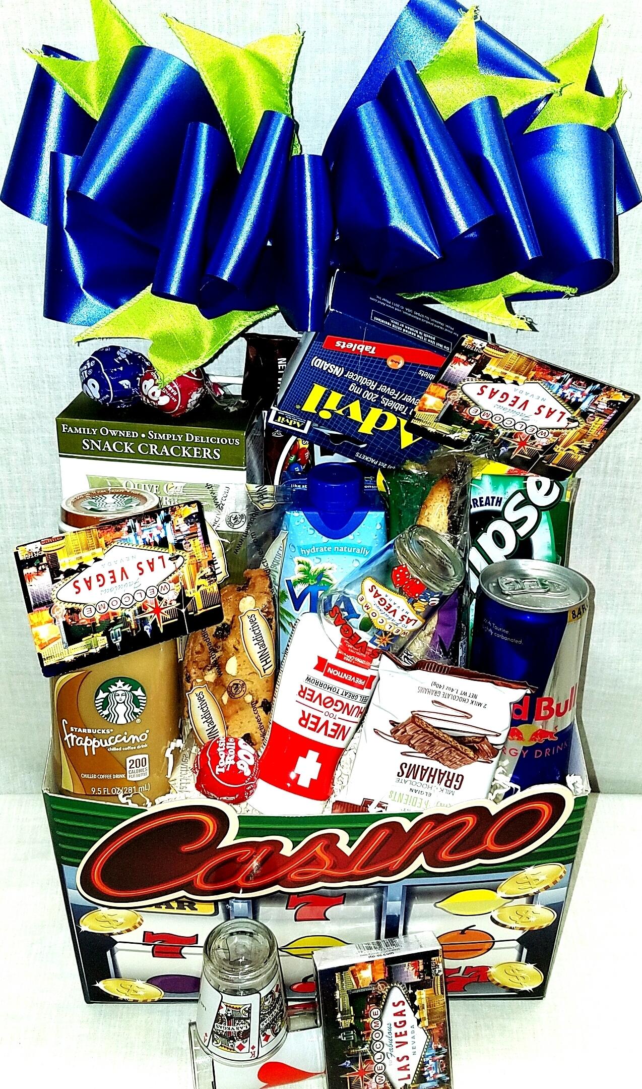 Las Vegas Hangover Basket LV-0004