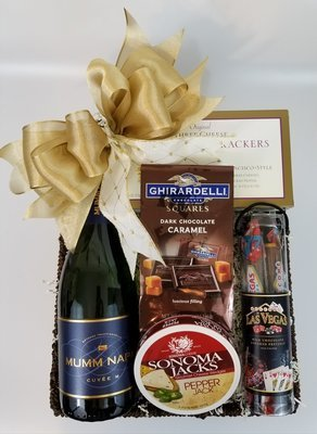 Champagne: Celebrate!