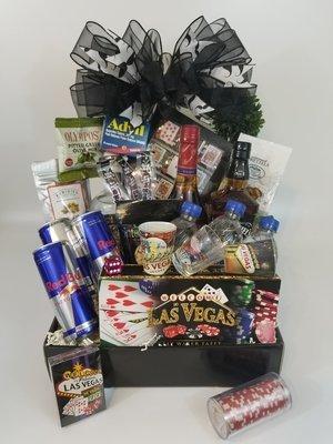 liquor gift baskets custom gift baskets same day las vegas