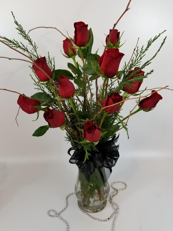 Dozen Red Roses MGM-1250