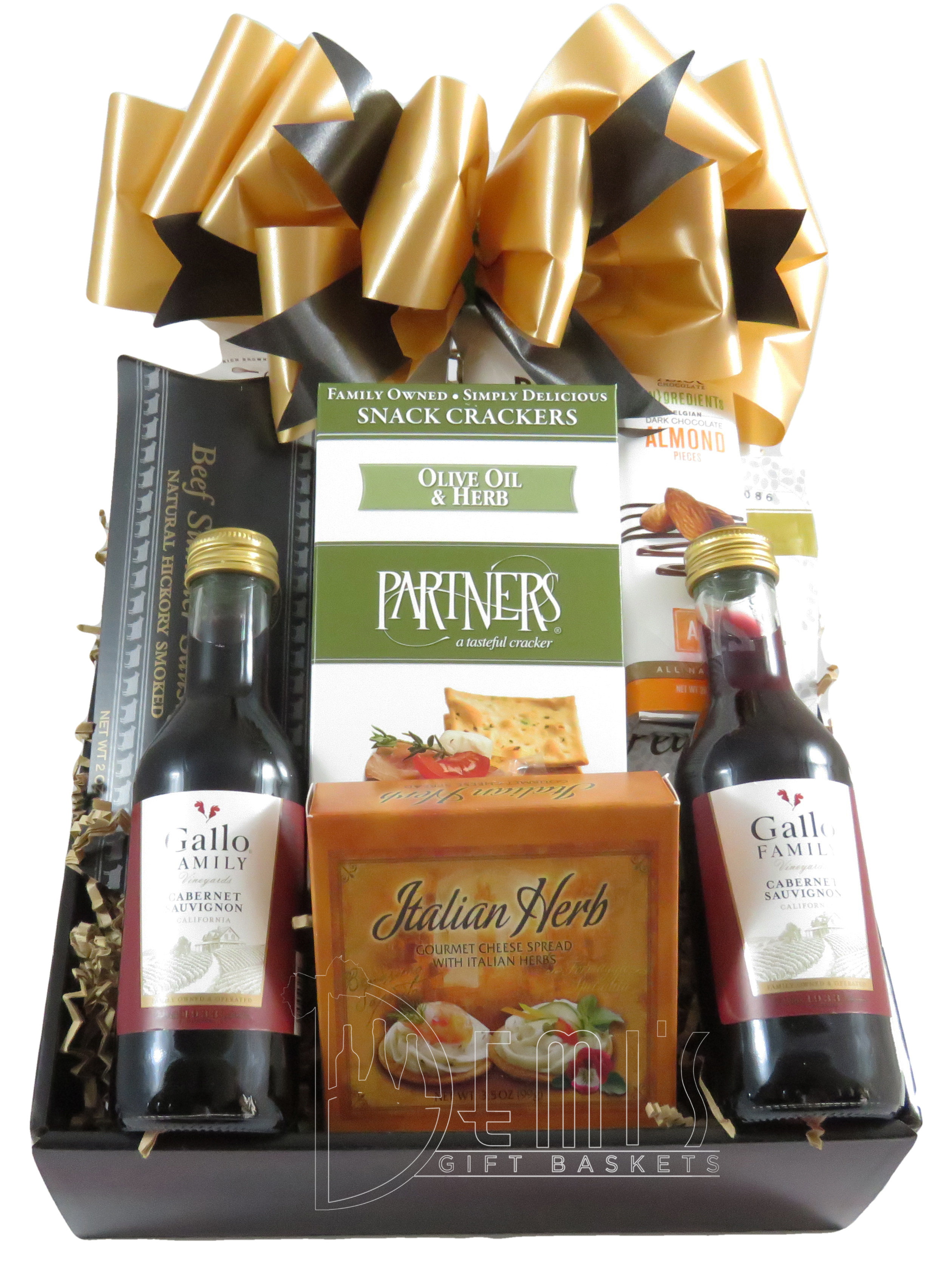 Mini Wine Snack box for Two MGM-1004