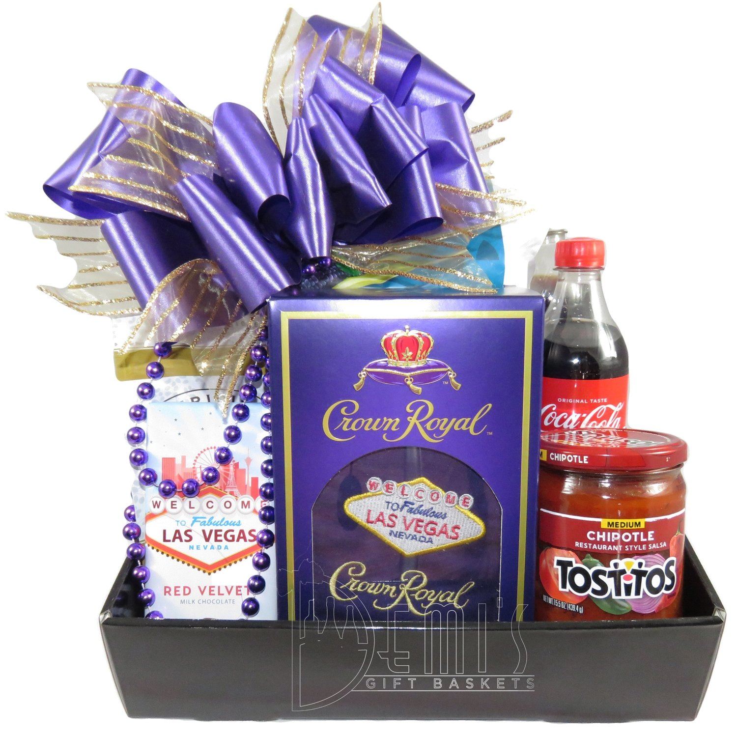 Vegas Crown Royal Snack box (limited)