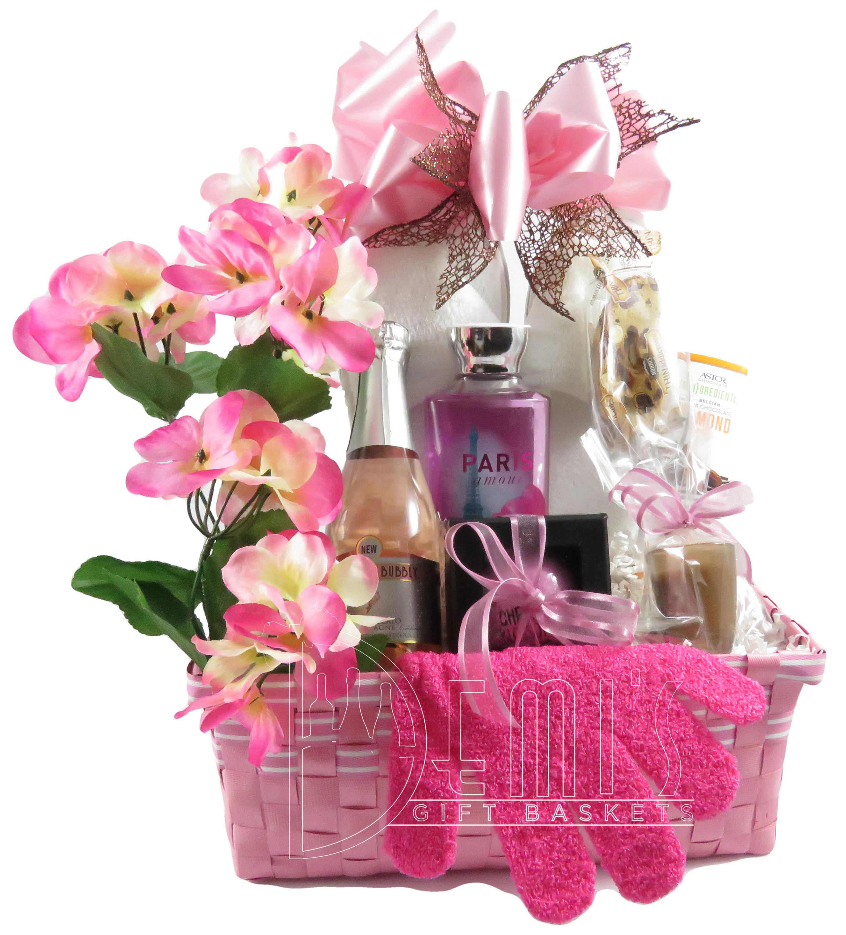 Pamper Me In Pink AC-0020