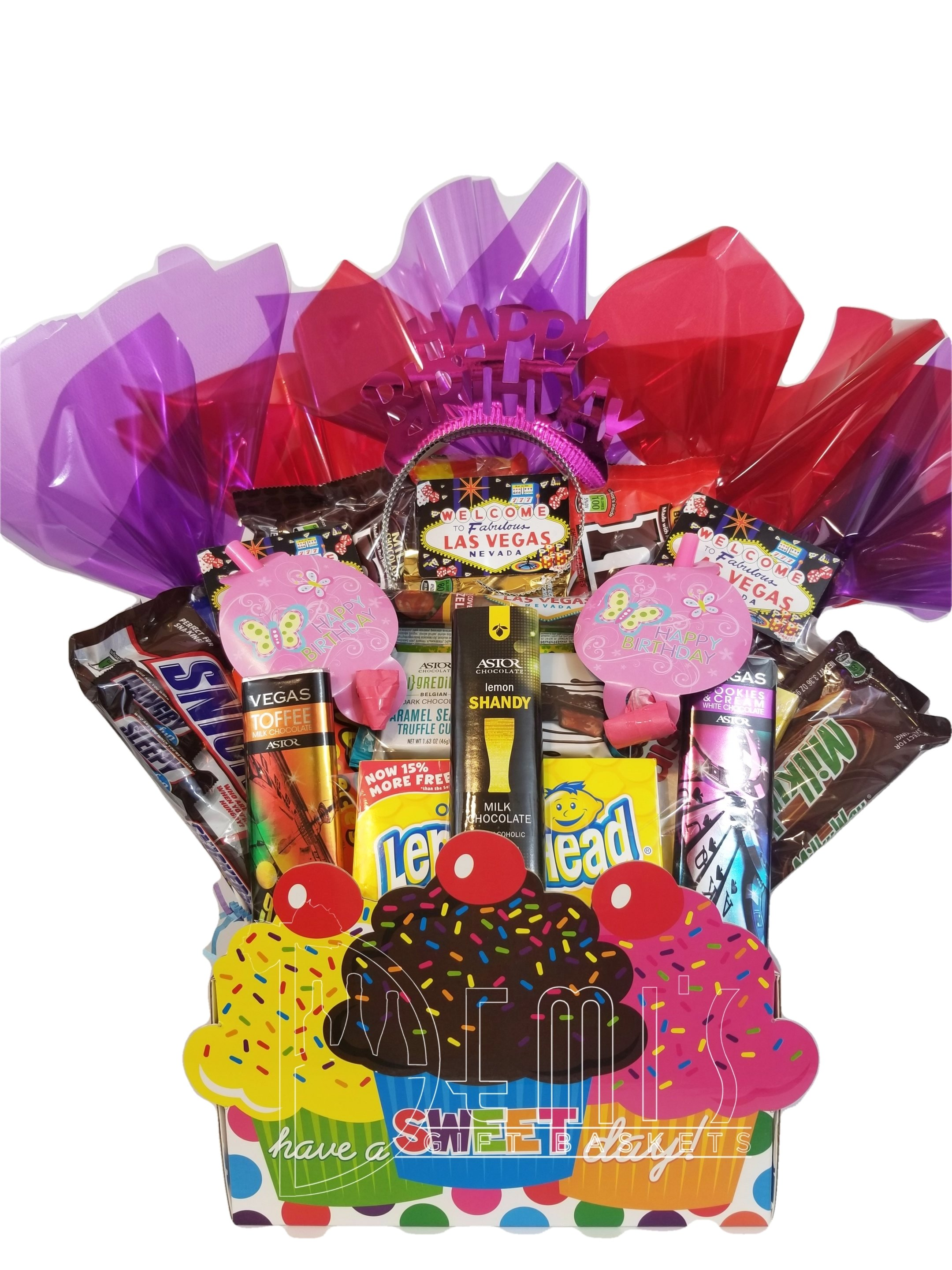 Birthday Candy Bouquet CSS-0013