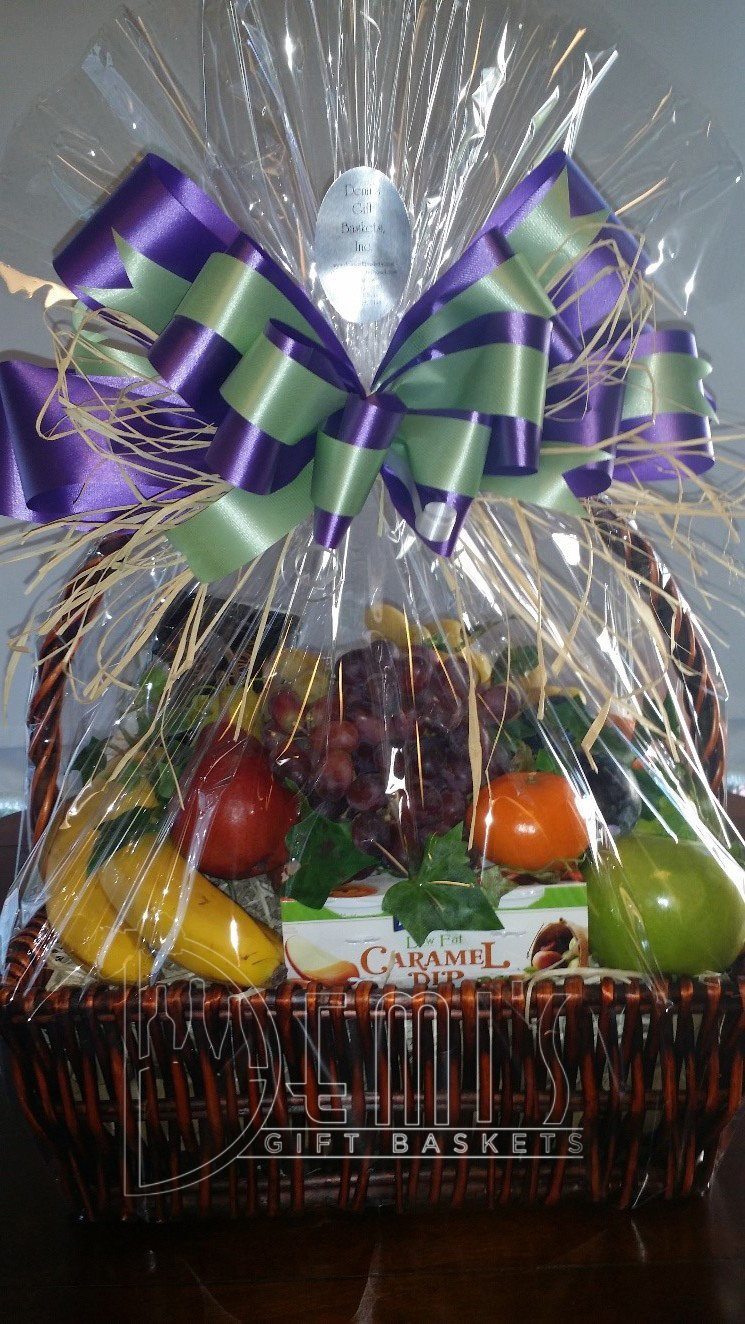 Fresh Fruit Basket MFF-0011