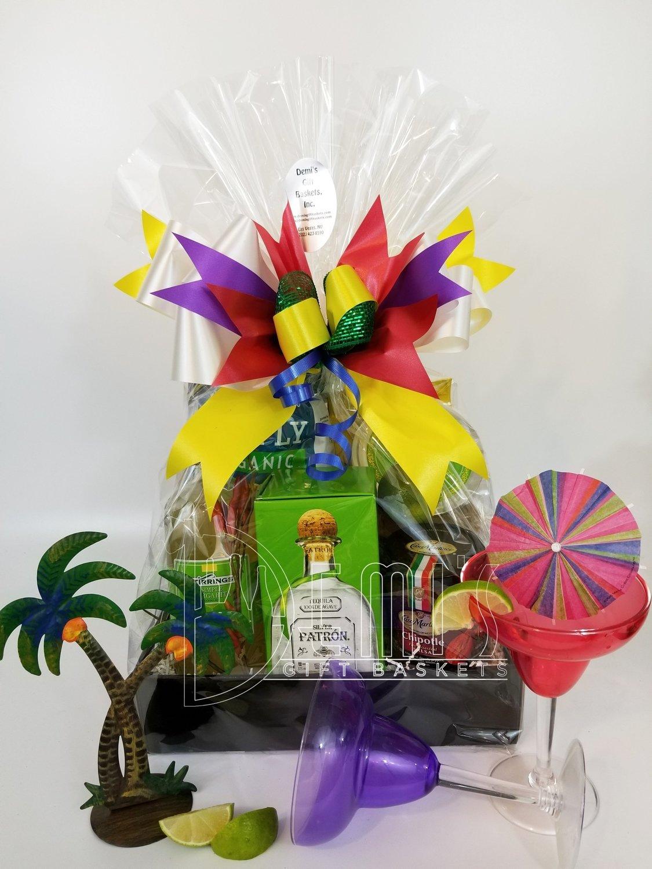 Liquor: LV Fiesta Gift Basket
