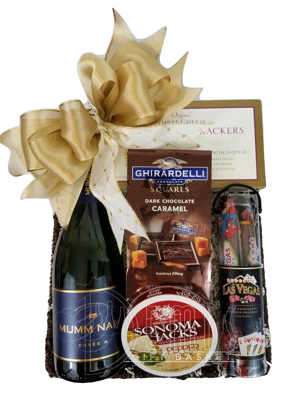 Mumm Napa Champagne Gift
