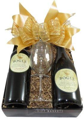 Dynamic Duo Wine Gift