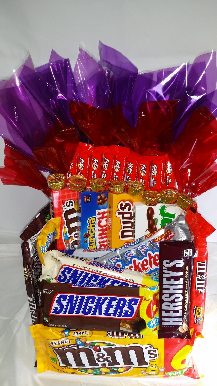Deluxe Candy Bouquet