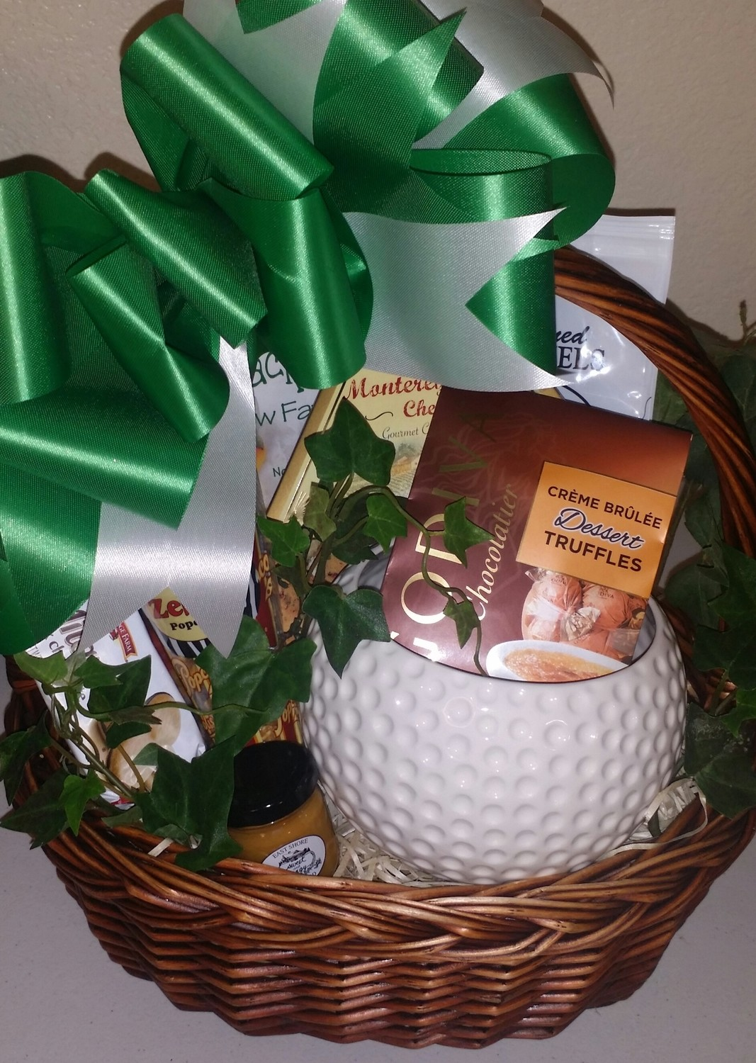 Golf basket (small)
