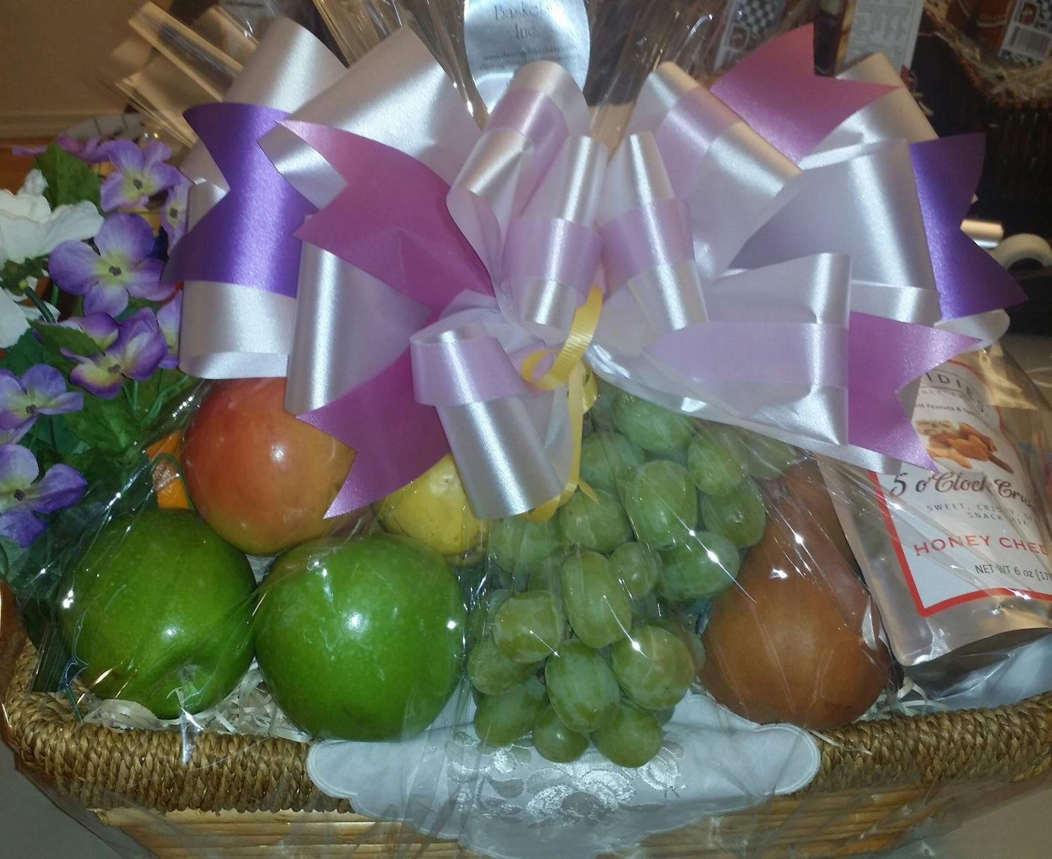 Sympathy Basket (Large)