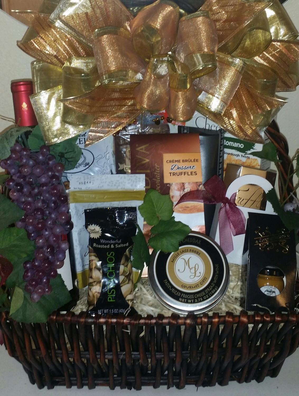 Corporate Gourmet Basket - Large