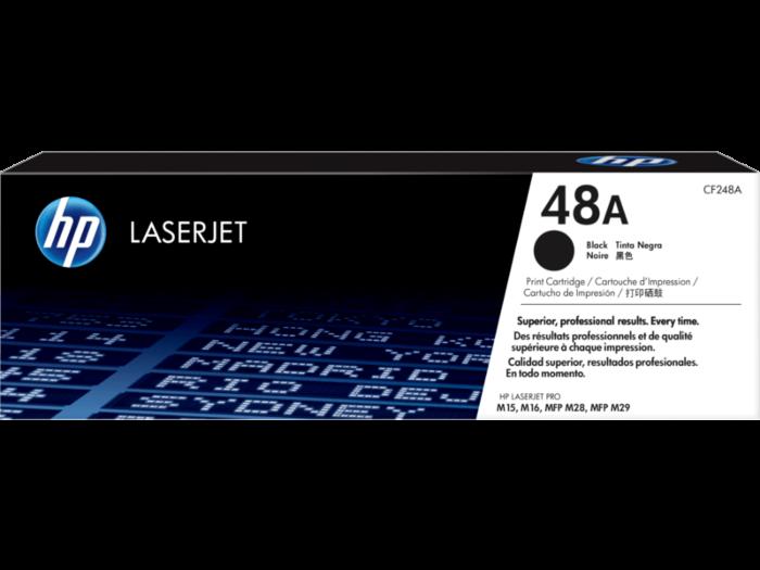 HP 48A 黑色原廠 LaserJet 碳粉 CF248A