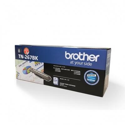 Brother TN267 BK 黑色原裝高容量碳粉盒 TN267BK