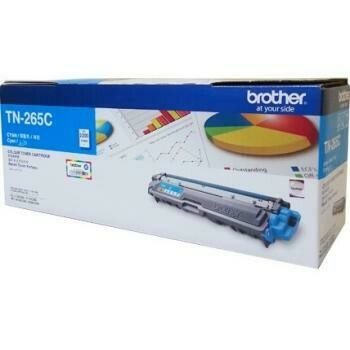 Brother TN265 C 青色高容量原裝碳粉盒 TN265C