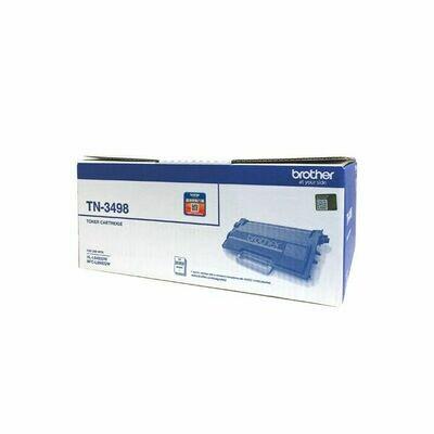Brother TN3498 黑色高容量原裝碳粉盒 TN3498