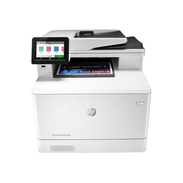 HP Color LaserJet Pro MFP M479fdw 4合1 彩色多功能鐳射打印機