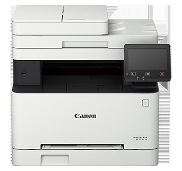 Canon imageCLASS MF643cdw 智能3 合1多合一彩色鐳射打印機