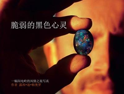 eBook - Fragile Black Heart - Mandarin Chinese