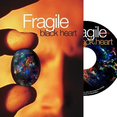 Fragile Black Heart DVD