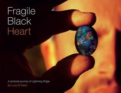 eBook - Fragile Black Heart - English