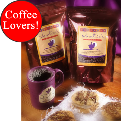 Cookies & Coffee - One Dozen and One Pound