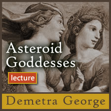 Working with the Asteroid Goddesses