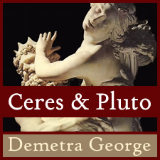 Ceres, Persephone, Pluto & the Elusinian Mysteries