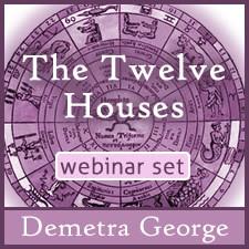 Wheel of Life - The Astrological Houses Webinar Set 00042