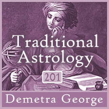 Traditional Astrology 201