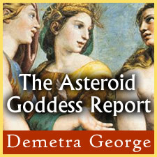 Asteroid Goddess Personal Report