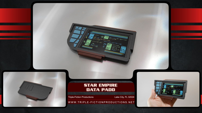 Star Empire Data Padd