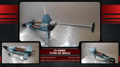 Classic Type-III Rifle