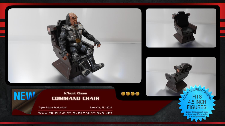 K'vort Class Command Chair