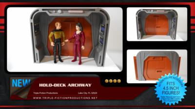 Holo-Deck Archway