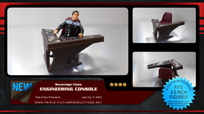 Sovereign Class Engineering Console