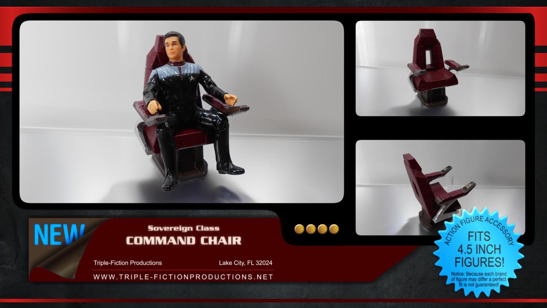 Sovereign Class Command Chair