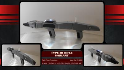 Type-III Rifle Variant