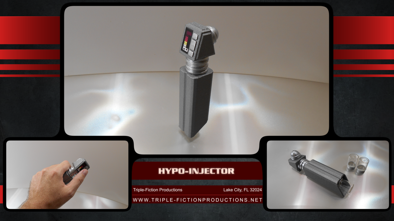 Hypo-Injector
