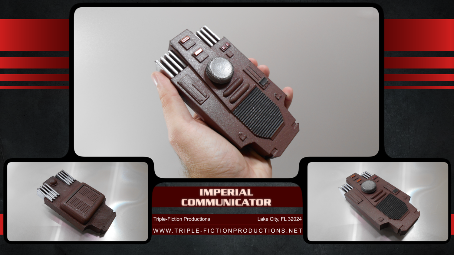 Imperial Communicator