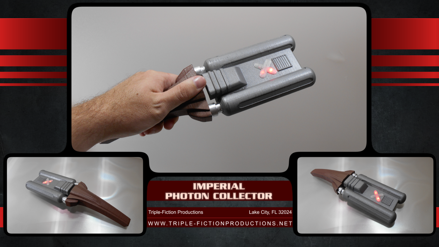 Imperial Photon Collector