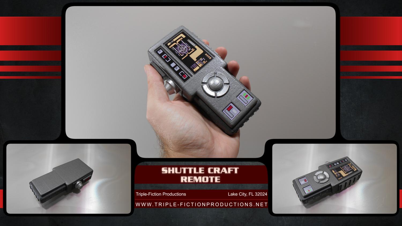 Shuttle Craft Remote