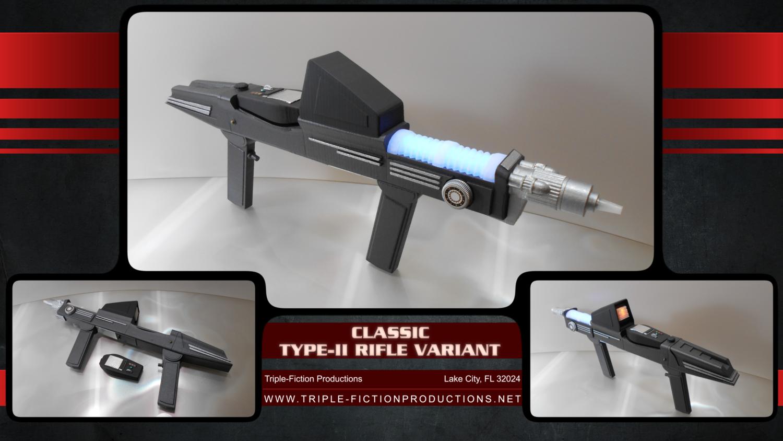 Classic Type-III Rifle Variant