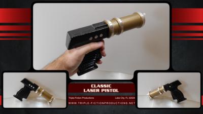 Classic Laser Pistol